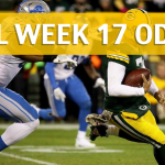 Greenbay Packers vs Detroit Lions Predictions, Picks, Odds and Betting Preview – NFL Week 17 2017