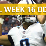 Los Angeles Rams vs Tennessee Titans Predictions, Picks, Odds and Betting Preview - NFL Week 16 2017