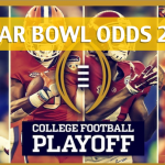 Alabama Crimson Tide vs Clemson Tigers - Sugar Bowl Predictions, Picks, Odds and Betting Preview - January 1 2018