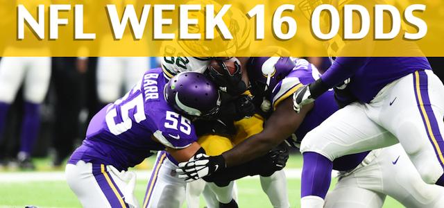 Minnesota Vikings vs Green Bay Packers Predictions, Picks, Odds and Betting Preview – NFL Week 16 2017