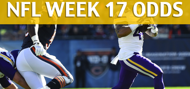 Chicago Bears vs Minnesota Vikings Predictions, Picks, Odds and Betting Preview – NFL Week 17 2017