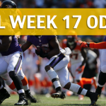 Cincinnati Bengals vs Baltimore Ravens Predictions, Picks, Odds and Betting Preview – NFL Week 17 2017