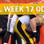 Cleveland Browns vs Pittsburgh Steelers Predictions, Picks, Odds and Betting Preview - NFL Week 17 2017