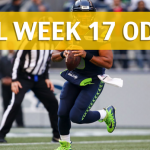 Arizona Cardinals vs Seattle Seahawks Predictions, Picks, Odds and Betting Preview - NFL Week 17 2017
