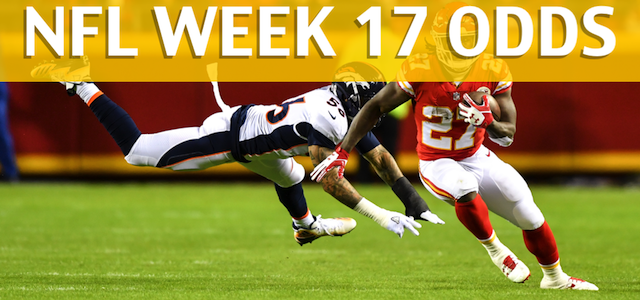 Kansas City Chiefs vs Denver Broncos Predictions, Picks, Odds and Betting Preview – NFL Week 17 2017