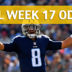 Jacksonville Jaguars vs Tennessee Titans Predictions, Picks, Odds and Betting Preview – NFL Week 17 2017