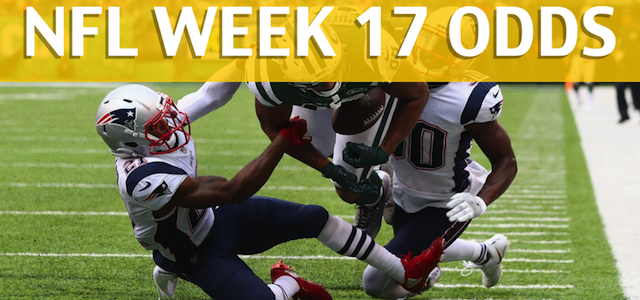 New York Jets vs New England Patriots Predictions, Picks, Odds and Betting Preview – NFL Week 17 2017
