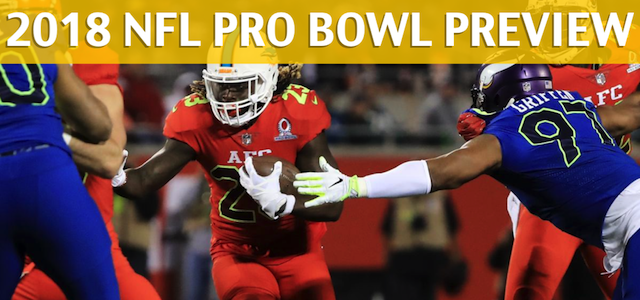 NFL Pro Bowl Predictions, Odds, Picks and Betting Preview 2018