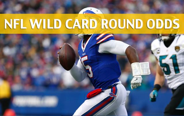 abb58ef3 Bills vs Jaguars Predictions / Odds / Preview - NFL Wild Card Round 2018