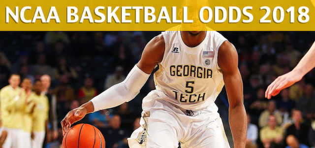 Clemson Tigers vs Georgia Tech Yellow Jackets Predictions, Picks, Odds and NCAA Basketball Betting Preview – January 28, 2018