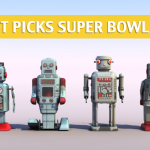 Robot and Computer Super Bowl Predictions and Picks 2018