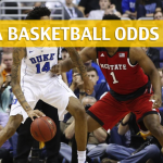 Duke Blue Devils vs NC State WolfPack Predictions, Picks, Odds and Betting Preview – January 6, 2018