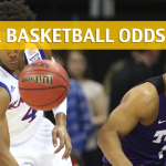 Kansas Jayhawks vs TCU Horned Frogs Predictions, Picks, Odds and Betting Preview – January 6, 2018