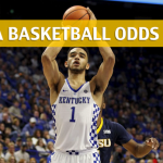 Kentucky Wildcats vs Tennessee Volunteers Predictions, Picks, Odds and Betting Preview – January 6, 2018