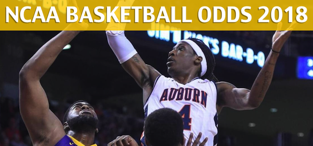 LSU Tigers vs Auburn Tigers Predictions, Picks, Odds and NCAA Basketball Betting Preview – January 27, 2018