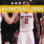 NC State Wolfpack vs North Carolina Tar Heels Predictions, Picks, Odds and NCAA Basketball Betting Preview - January 27, 2018