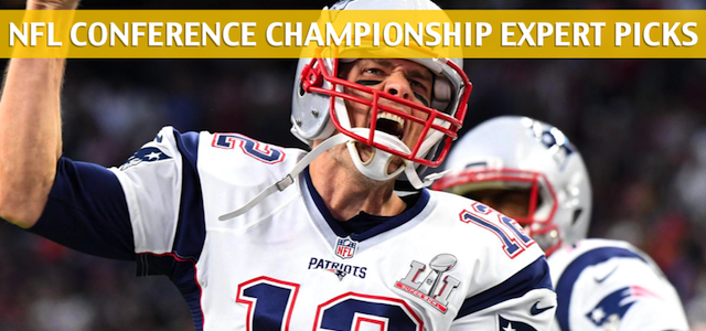 NFL Conference Championship Expert Picks and Predictions 2018