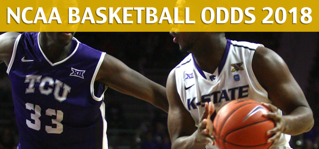 TCU Horned Frogs vs Kansas State Wildcats Predictions, Picks, Odds and NCAA Basketball Betting Preview – January 20, 2018
