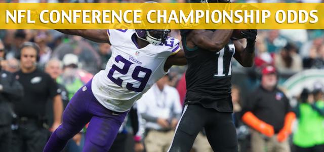 Minnesota Vikings vs Philadelphia Eagles Predictions, Picks, Odds and Betting Preview – NFC Conference Championships 2018