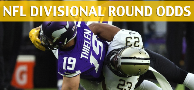 New Orleans Saints vs Minnesota Vikings Predictions, Picks, Odds and Betting Preview – NFC Divisional Playoff 2018