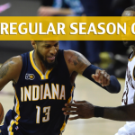Cleveland Cavaliers vs Indiana Pacers Predictions, Picks, Odds and Betting Preview – January 12 2018
