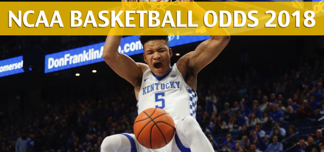 Kentucky Wildcats vs Vanderbilt Commodores Predictions, Picks, Odds and NCAA Basketball Betting Preview – January 13, 2018