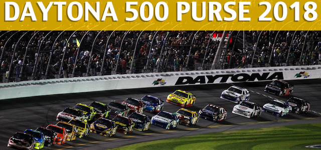 2018 Daytona 500 Purse and Prize Money Breakdown