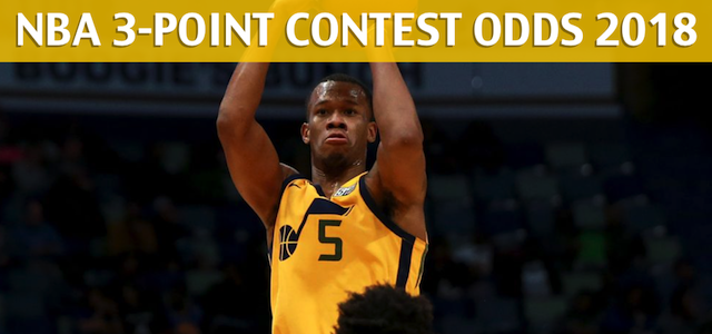 2018 NBA 3-Point Contest Predictions, Odds, and Picks – All-Star Weekend Preview