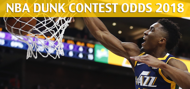 2018 NBA Slam Dunk Contest Predictions, Odds and Picks – All-Star Weekend Preview