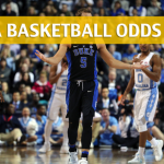 Duke Blue Devils vs North Carolina Tar Heels Predictions, Picks, Odds and NCAA Basketball Betting Preview – February 8, 2018