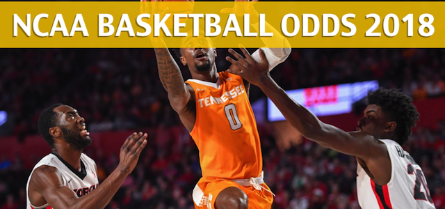 Georgia Bulldogs vs Tennessee Volunteers Predictions, Picks, Odds and NCAA Basketball Betting Preview – March 3, 2018