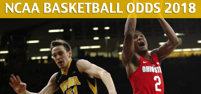 Iowa Hawkeyes vs Ohio State Buckeyes Predictions, Picks, Odds and NCAA Basketball Betting Preview – February 10, 2018