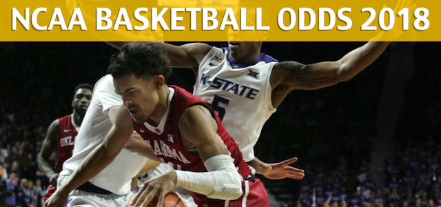 Kansas State Wildcats vs Oklahoma Sooners Predictions, Picks, Odds and NCAA Basketball Betting Preview – February 24, 2018