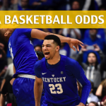 Kentucky Wildcats vs Texas A&M Aggies Predictions, Picks, Odds and NCAA Basketball Betting Preview – February 10, 2018