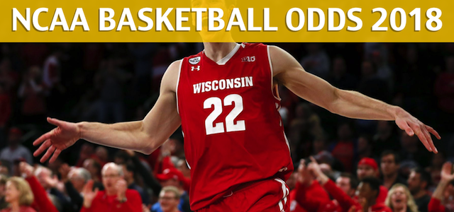 Michigan State Spartans vs Wisconsin Badgers Predictions, Picks, Odds and NCAA Basketball Betting Preview – February 25, 2018