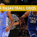North Carolina Tar Heels vs Duke Blue Devils Predictions, Picks, Odds and NCAA Basketball Betting Preview – March 3, 2018