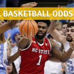 North Carolina Tarheels vs NC State Wolfpack Predictions, Picks, Odds and NCAA Basketball Betting Preview - February 10, 2018