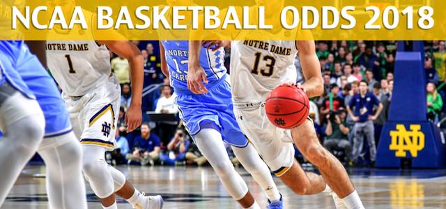 Notre Dame Fighting Irish vs North Carolina Tar Heels Predictions, Picks, Odds and NCAA Basketball Betting Preview – February 12, 2018
