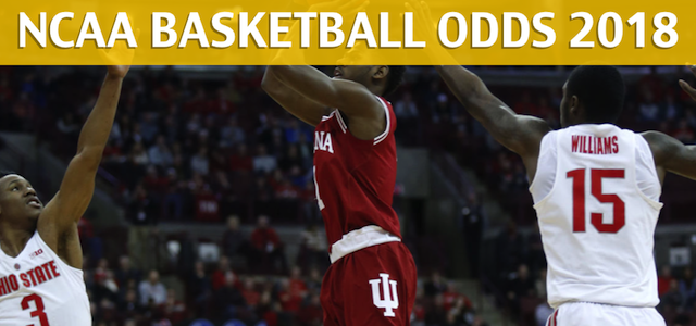 Ohio State Buckeyes vs Indiana Hoosiers Predictions, Picks, Odds and NCAA Basketball Betting Preview – February 23, 2018