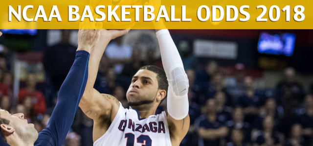 Pepperdine Waves vs Gonzaga Bulldogs Predictions, Picks, Odds and NCAA Basketball Betting Preview – February 17, 2018
