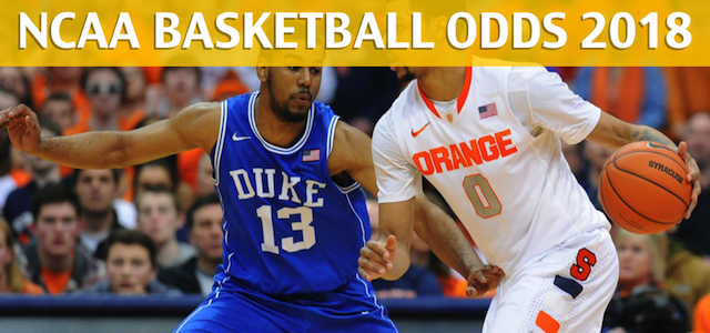 Syracuse Vs Duke Predictions Odds Picks Preview Feb 2018