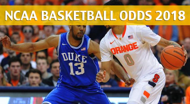 Syracuse Orange vs Duke Blue Devils Predictions, Picks, Odds and NCAA Basketball Betting Preview – February 24, 2018