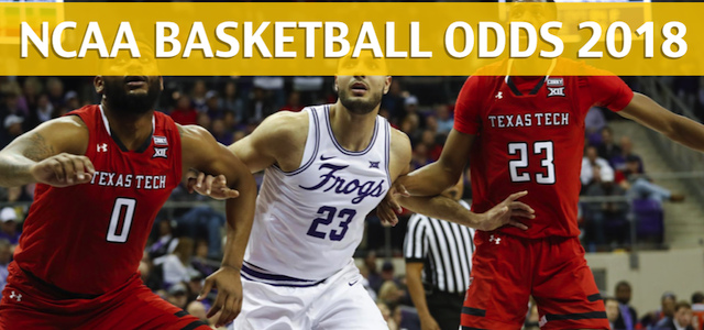 TCU Horned Frogs vs Texas Tech Red Raiders Predictions, Picks, Odds and NCAA Basketball Betting Preview – March 3, 2018