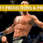 Yoel Romero vs Luke Rockhold UFC 221 Predictions, Odds, Pick, and Preview - February 10 2018