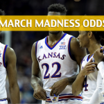 Pennsylvania Quakers vs Kansas Jayhawks Predictions, Picks, Odds, and NCAA Basketball Betting Preview – 2018 March Madness Round 1