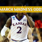 Clemson Tigers vs Kansas Jayhawks Predictions, Picks, Odds, and NCAA Basketball Betting Preview – March 23, 2018