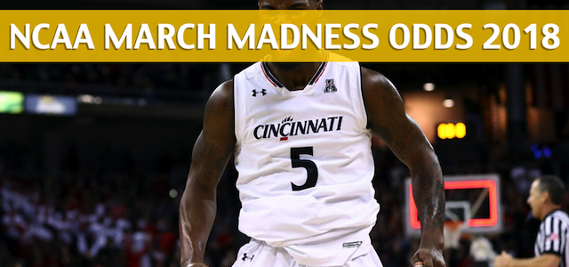 Georgia State Panthers vs Cincinnati Bearcats Predictions, Picks, Odds, and NCAA Basketball Betting Preview – 2018 March Madness