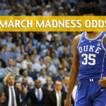 Iona Gaels vs Duke Blue Devils Predictions, Picks, Odds, and NCAA Basketball Betting Preview – 2018 March Madness Round 1