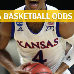 West Virginia Mountaineers vs Kansas Jayhawks Predictions, Picks, Odds, and NCAA Basketball Betting Preview - March 10, 2018