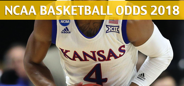 West Virginia Mountaineers vs Kansas Jayhawks Predictions, Picks, Odds, and NCAA Basketball Betting Preview – March 10, 2018